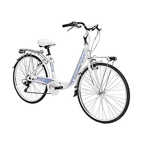 VERTEK BICICLETA VEGAS MUJER 287VELO CITA COLOR AZUL CLARO (CITY)/BICYCLE VEGAS FOR WOMAN 287SPEED LIGHT BLUE (CITY)