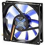 Noiseblocker BlackSilent Fan XC1 80mm Gehäuselüfter