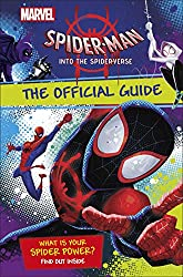 Marvel Spider-Man Into the Spider-Verse The Official Guide (Dk)