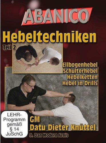 Hebeltechniken Vol.2 Ellbogenhebel, Schulterhebel, Hebelketten & Drills