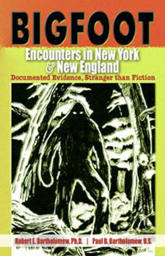 Bigfoot Encounters in New York & New England