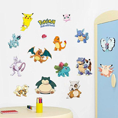 zooarts-cartoon-animals-dinosaur-tortoise-removable-wall-stickers-art-decor-vinyl-decals-kids-child-