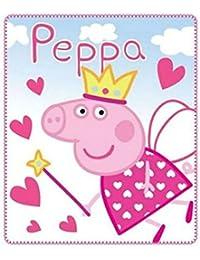 Manta polar Peppa Pig