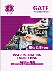 2019 GATE Practice Booklet 1116 Expected Questions with solutions for Instrumentation Engineering Volume 2
