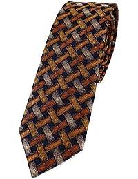 4da20fdb6775 Amazon.it  cravatta uomo - Arancione   Cravatte