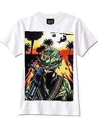 0878b338625e Lilith T-Shirt Full Metal Jacket Vietnam War Apocalypse Now Last Kings  Vintage