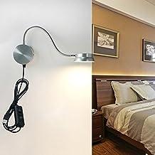 schwenkbare wandleuchte mit gelenkarm moderne in stilvollem und design joel pendant with. Black Bedroom Furniture Sets. Home Design Ideas