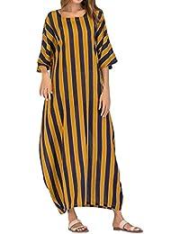 JYC Vestido Otoño Invierno Mujer,Manga Larga Vestido,Falda Larga,Vestido Fiesta Mujer