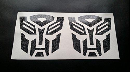 autobots-transformers-x2-glitter-metal-flake-vinyl-car-sticker-decal-graphic-gold-glitter-200mm-x-19