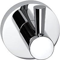 Bristan RD C Round Hook Brass, Chrome