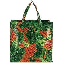 sunronal Umweltschutz Einkaufstasche Faltbar Aufbewahrungstasche Obst Muster Polyestertuch Creative Tragbar f/ür Supermarkt Einkaufen Reisen Ausflug