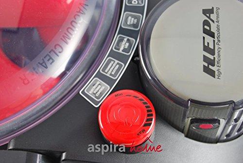 Arnica BORA 5000 Staubsauger mit Wasserfilter Wasserstaubsauger türkis-schwarz