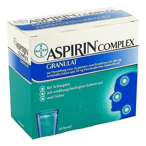Aspirin Complex Beutel, 20 St.