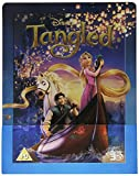 Tangled (3D/2D Blu-ray SteelBook) (Zavvi Exclusive: Disney Collection) [UK]