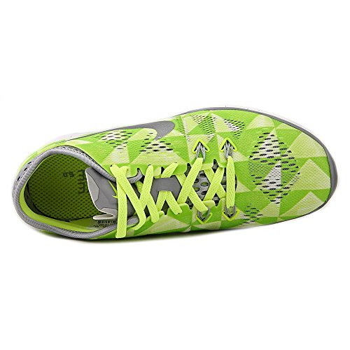 Nike Blazer mid premium 429988601, Baskets Mode Homme Volt/White/Wolf Grey