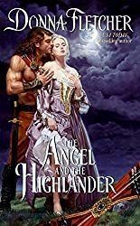 The Angel and the Highlander (A Sinclare Brothers Series) by Donna Fletcher (2009-04-28)