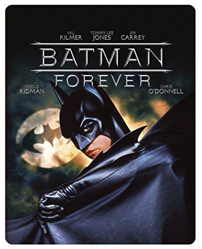 Bild von BATMAN FOREVER STEELBOOK [Blu-ray] [UK Import]