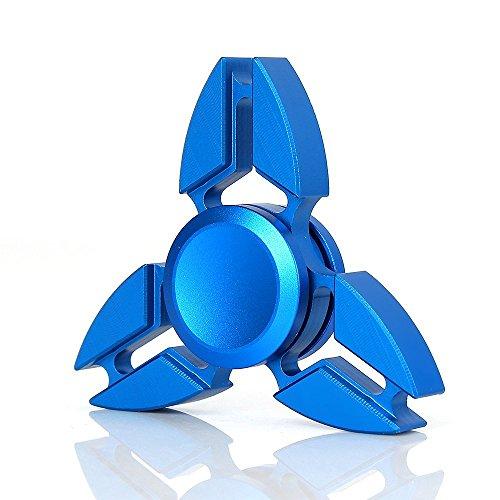 Preisvergleich Produktbild SPECOOL Tri Spinner Fidget entlastet Stress ADHA Angst Hand Spinner f¨¹r Erwachsene und Kinder