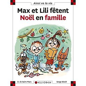 Max et Lili fêtent Noël en famille - tome 82 (82)