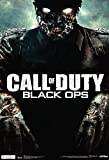 (13 x 19) Call of Duty Black Ops Zombie Video Game Poster