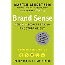 [(Brand Sense : Sensory Secrets Behind the Stuff We Buy)] [By (author) Martin Lindstrom ] published on (March, 2010)