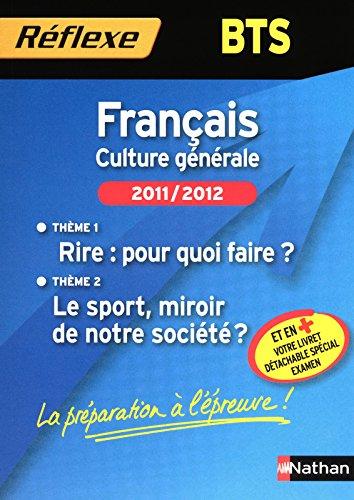 FRANCAIS BTS THEMES 2011/2012 par Yannick Artignan