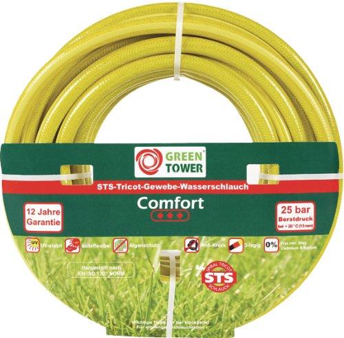 GREEN TOWER TUYAU TRICOT COMFORT 1/2X50M