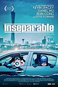 Inseparable Movie Poster (27,94 x 43,18 cm)