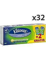 Set 32 KLEENEX Fazzoletti balsam * 10 pz. - Mouchoirs en Papier
