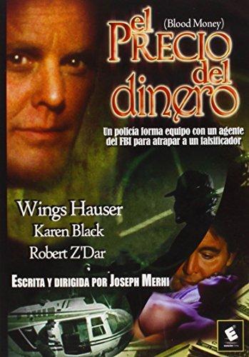 Blood Money DVD (Region 2) Import Audio English, Spanish by Wings Hauser