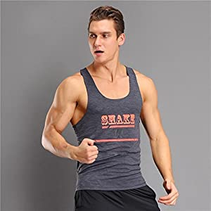 NBX Sport Fitness Loose Vest Back Running Training Schnelltrocknend Schweißabsorbierende europäische und Amerikanische Schriftweste