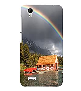 perfect print Back cover for Vivo Y31L