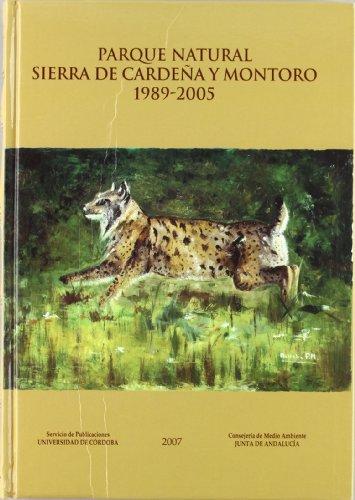 Parque Natural Sierra de Cardeña y Montoro 1989-2005 por José Manuel Quero Fernández de Molina