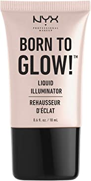 NYX Professional Makeup Born to Glow Liquid Illuminator, Sunbeam, 0.6 oz