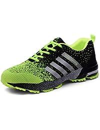 UBFEN Scarpe da Corsa Uomo Scarpe per Correre Running Sportive Ginnastica  Sneakers Fitness Training Trekking Scarpe da Casual all Aperto… 161e26e71c0