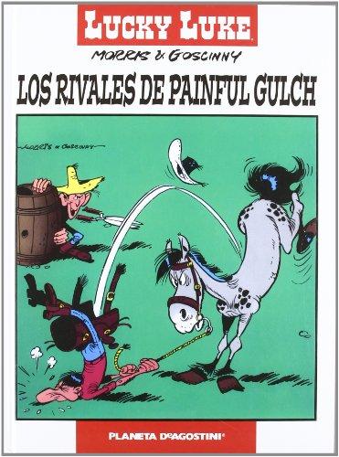 Lucky Luke nº 11 Los rivales de Painful Gulch (Cómics Clásicos NO) por Morris