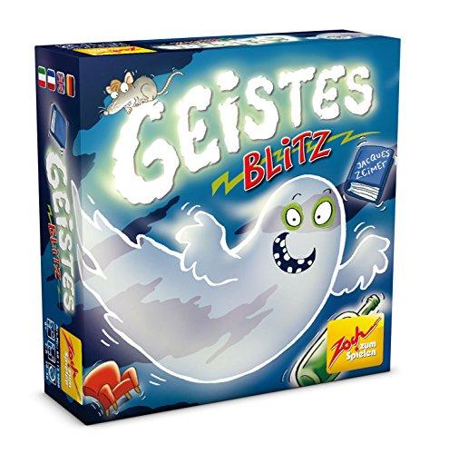 Zoch 601129800 601129800-Geistesblitz, Kartenspiel