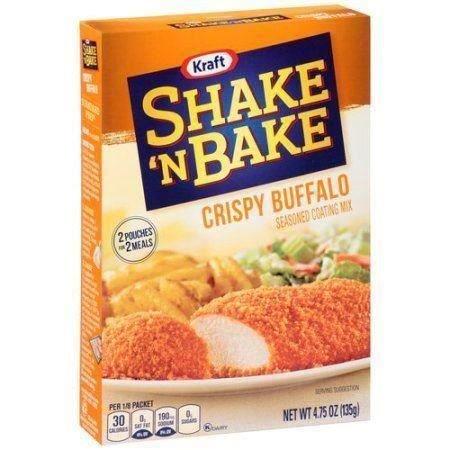 kraft-shake-n-bake-crispy-buffalo-seasoned-coating-mix-135g-475oz-pack-of-6-american-import