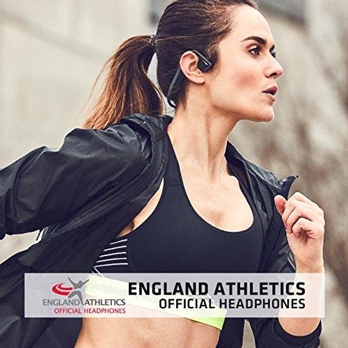 Aftershokz trekz Titanium Bone Conduction Kopfhörer Audio Bluetooth Bone Conduction für Sport mit Mikrofon - 6
