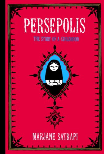 Book cover for Persepolis: The Story of a Childhood