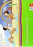 Wasser und Wetter 3/4: Arbeitsheft Klasse 3/4 (Mein Indianerheft) - Cornelia Donth-Schäffer