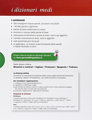 Zoom IMG-1 dizionario medio di italiano