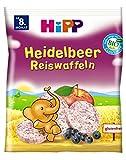 Hipp 3569 Heidelbeer Reiswaffeln