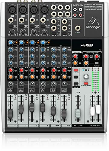 USB Mixer (12-Kanal, USB Audio) ()
