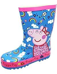 Peppa PigPearl - Botas de agua de trabajo chica