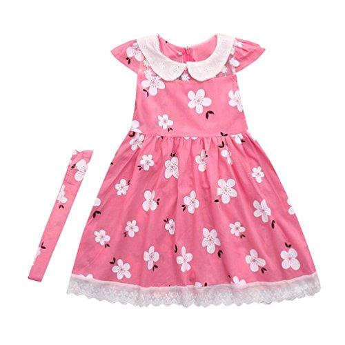 ca2e78ae59 Sommer Kleid Partykleid Babykleidung Baby Junge Mädchen Print Dresses  Kinder Baby Party Kleider Baumwolle Hochzeit Geburtstag