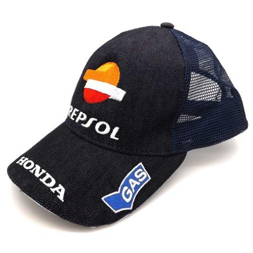 honda-gas-repsol-moto-gp-team-trucker-cap-marine-denim-offizielle-2015