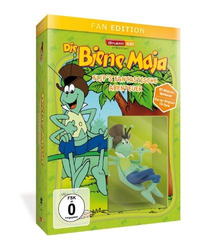 Die Biene Maja - Flips fantastische Abenteuer - Fan Edition (+ Flip Sammelfigur)