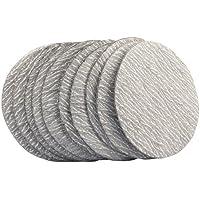 Draper 48201 - Disco de papel de lija (50 mm, óxido de aluminio, grano 320, para 47617)