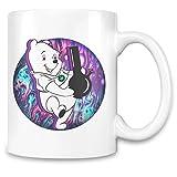Best Disney bong - Winnie The Pooh Smokes Bong Custom Printed Coffee Review